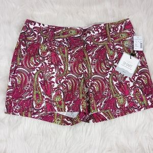 Maurices 3/4 Abstract Shorts NWT